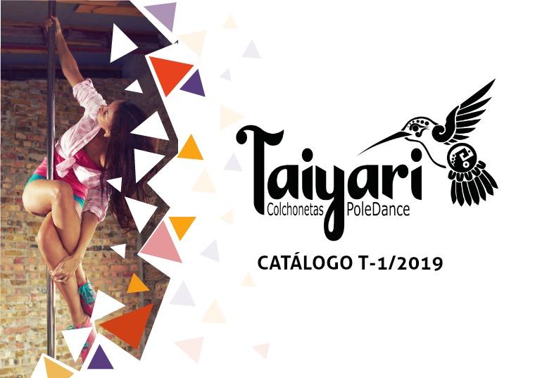Taiyari: Catálogo T-1/2019 Catálogo T-1/2019
