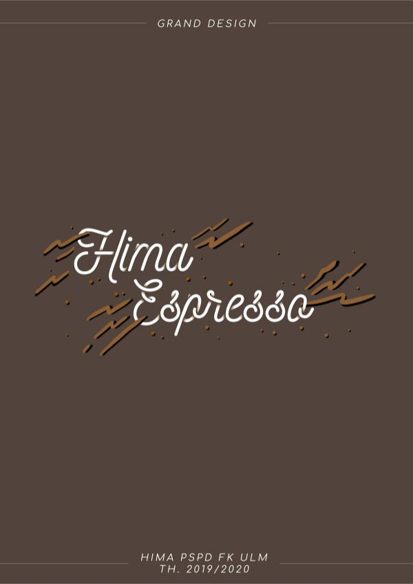 GRAND DESIGN HIMA ESPRESSO GRAND DESIGN HIMA ESPRESSO