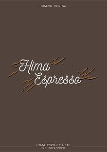 GRAND DESIGN HIMA ESPRESSO