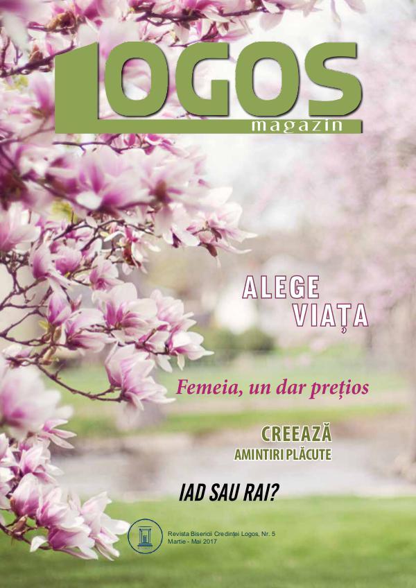 Revista Logos Magazin Logos Magazin 5