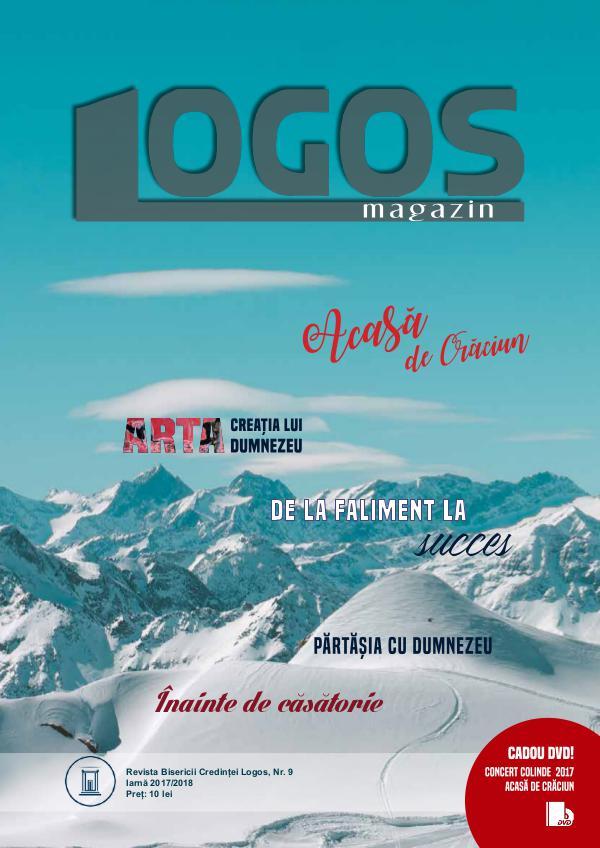 Revista Logos Magazin Logos Magazin 9
