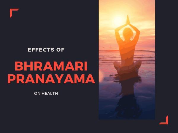 Effects of Bhramari Pranayama on health Page Flip Cafe