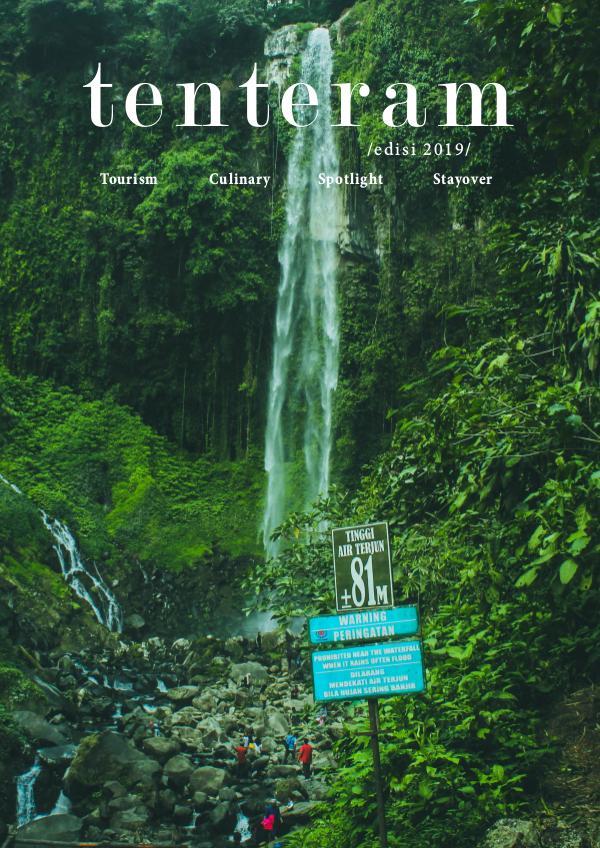 Tenteram majalah wisata alam Pariwisata Karanganyar
