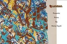 Prints by Henry Tayali