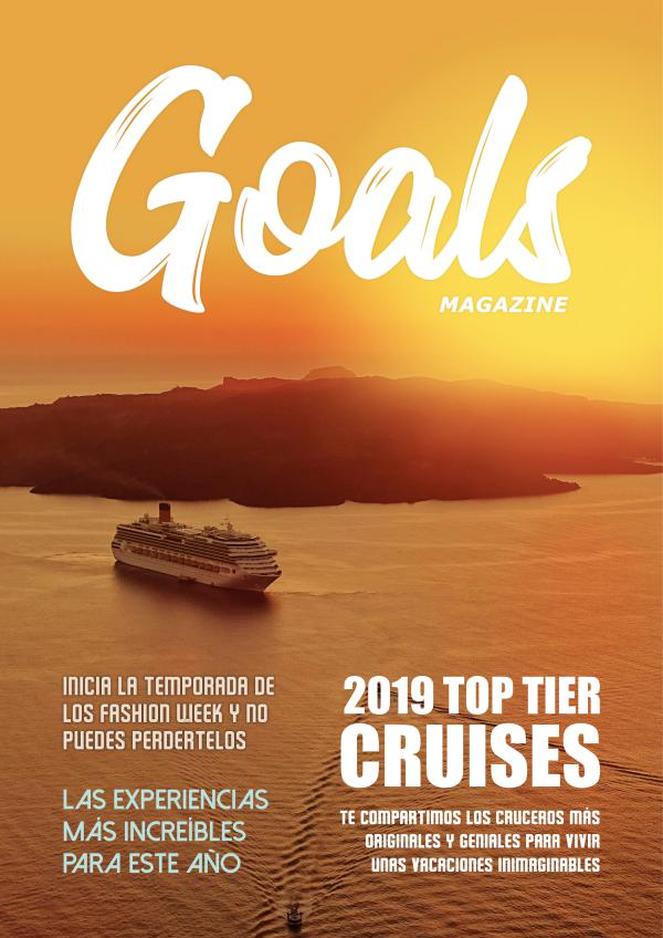 Goals Febrero 2019