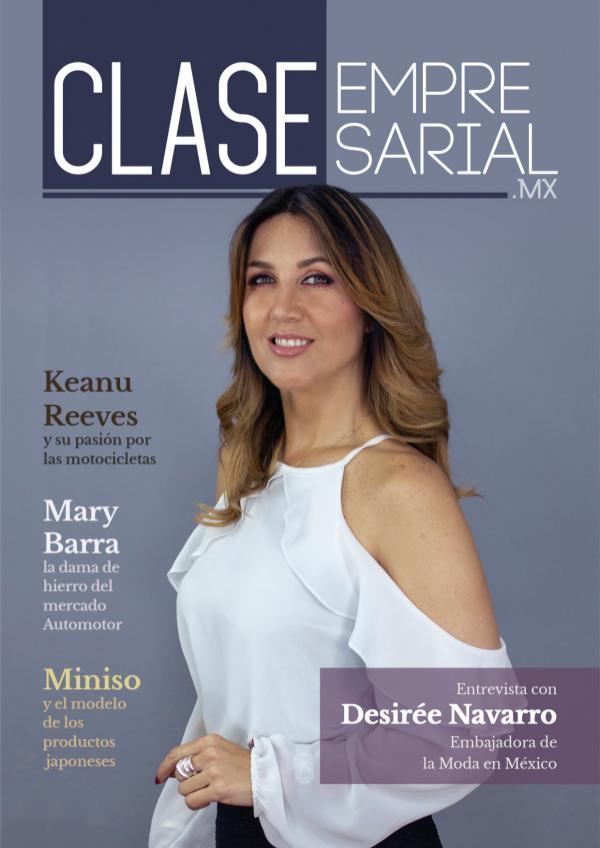 Clase Empresarial.MX Marzo 2019