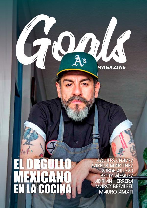 Goals Abril 2019