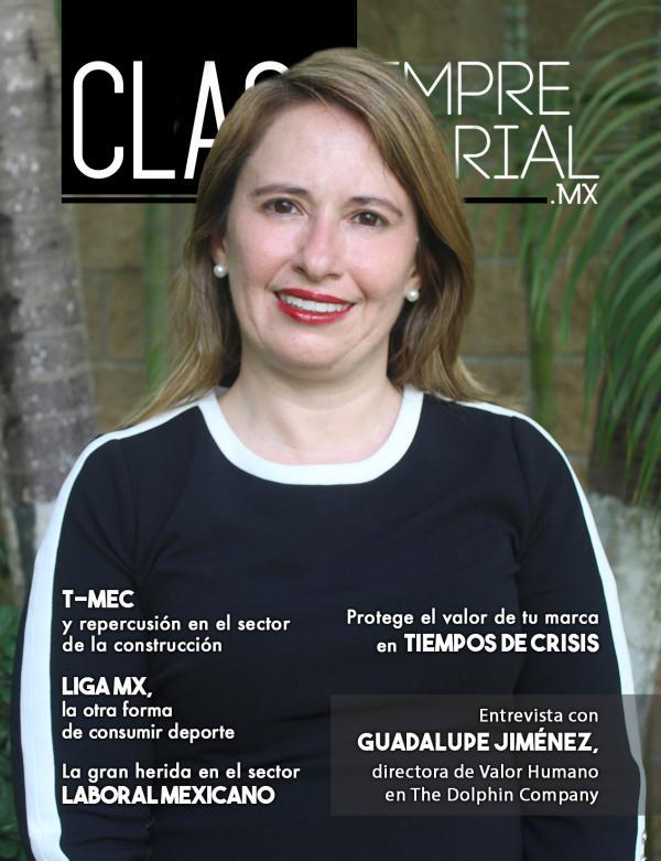 Clase Empresarial. MX Agosto 2020