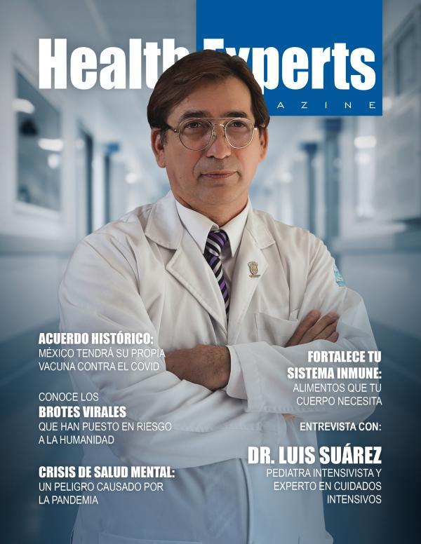 Health Experts Magazine Septiembre 2020
