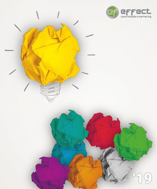 Catálogo Brindes Publicitários Amarelo 2019