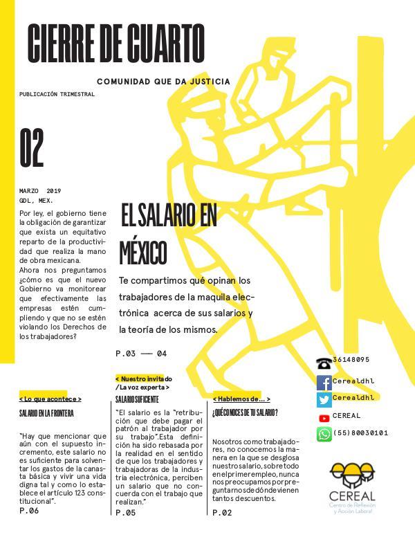 2da edición -Salario