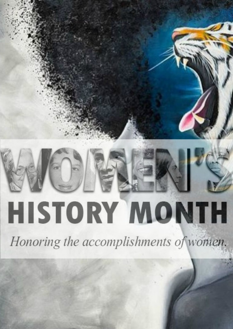 Women's History Month Vol 1
