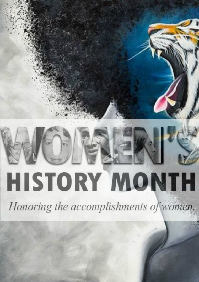Women's History Month Vol 3