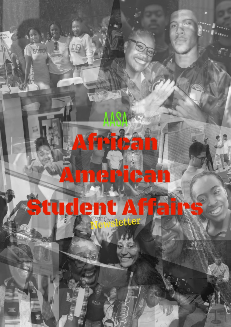 African American Student Affairs Final Issue