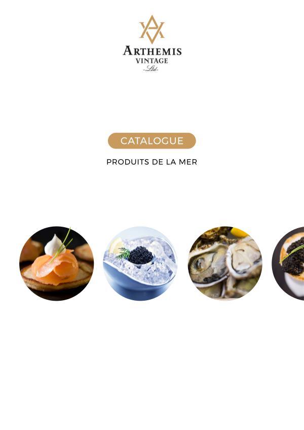 Arthémis Vintage Limited catalogue