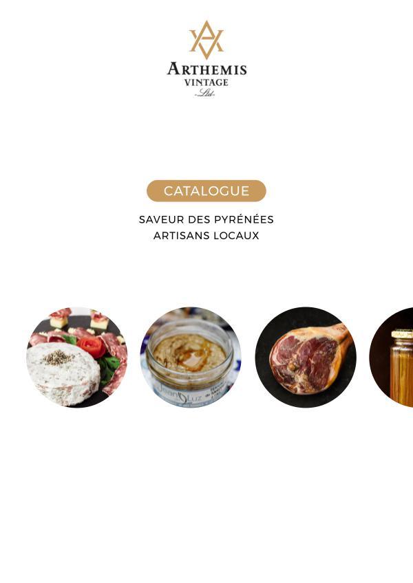 Arthémis Vintage Limited - Saveur des Pyrénées Catalogue