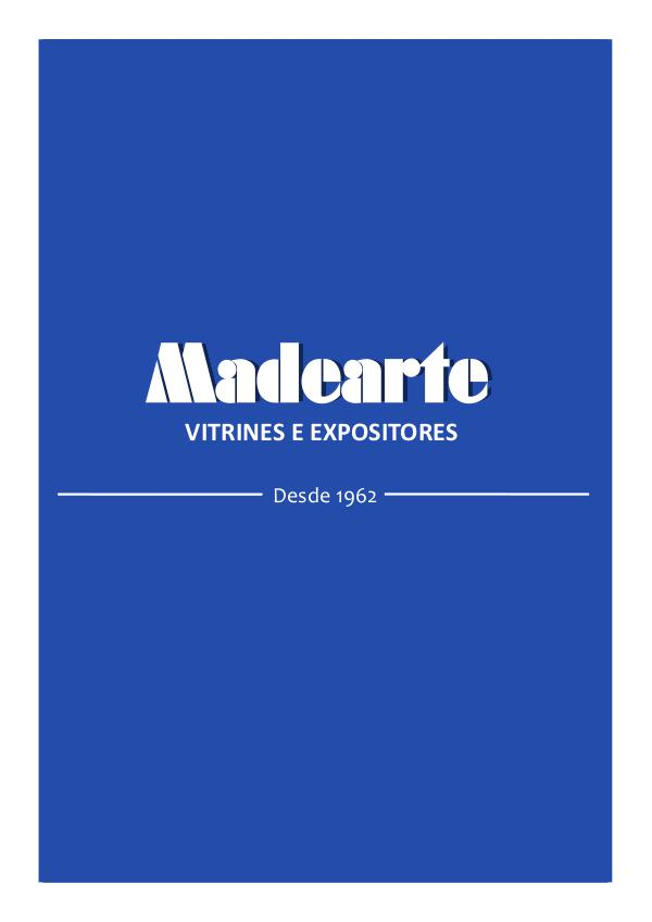 Minha primeira Revista Catalogo Madearte