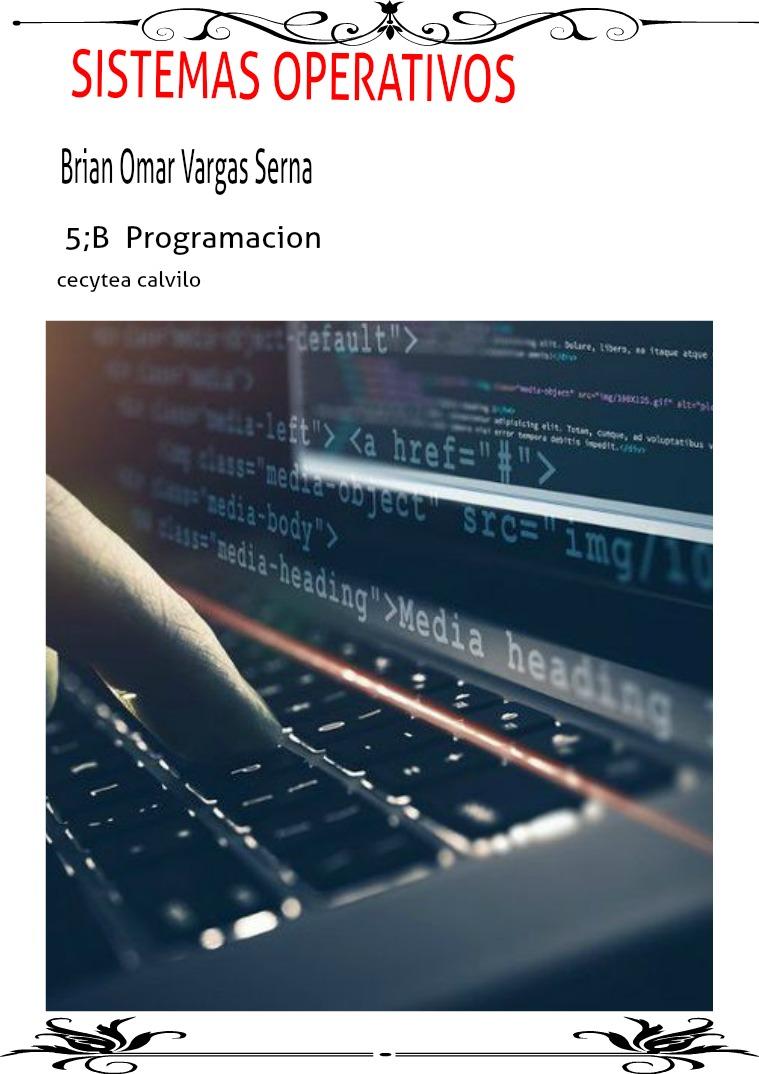 sistemas operativos sistemas operativos