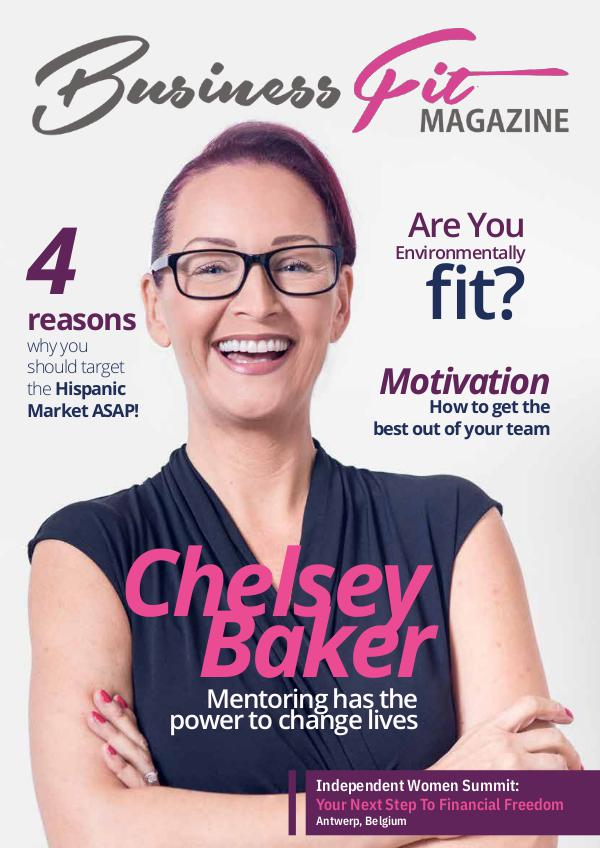 Business Fit Magazine November 2018 Issue 1