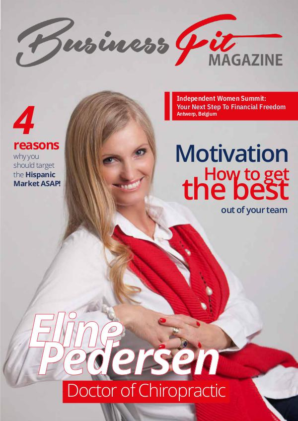 Business Fit Magazine November 2018 Issue 2