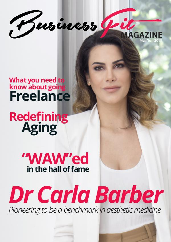Business Fit Magazine May 2019 Issue 1