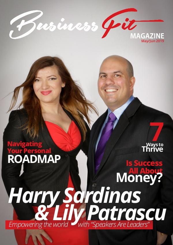 Business Fit Magazine May 2019 Issue 2
