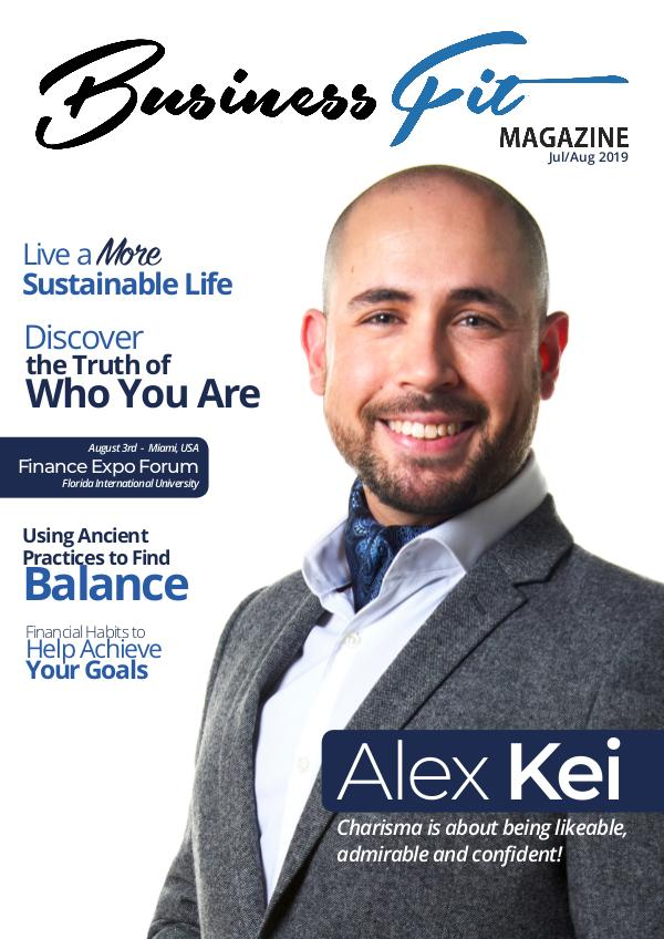 Business Fit Magazine July 2019 Issue 2