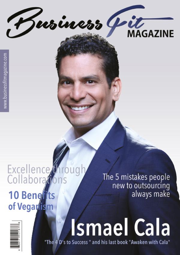 Business Fit Magazine August 2017 Issue 1