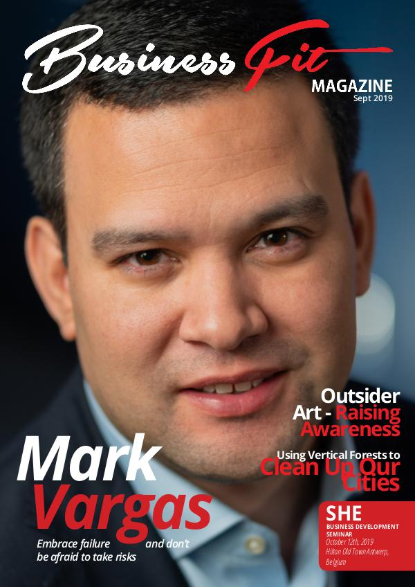 Business Fit Magazine September 2019 Issue 1