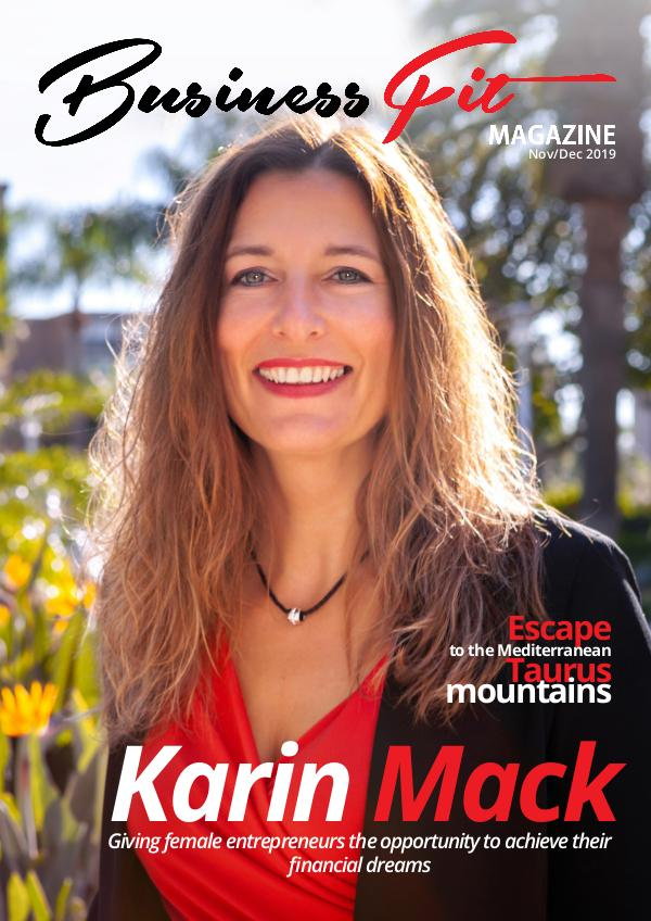 Business Fit Magazine November 2019 Issue 1