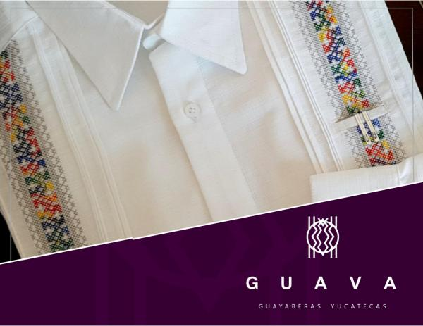 GUAVA GUAYABERAS CATALOGO  GUAVA 2020
