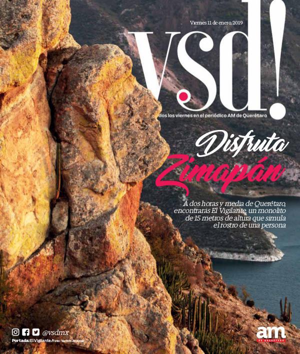 VSD 753 - Disfruta Zimapan VSD 753