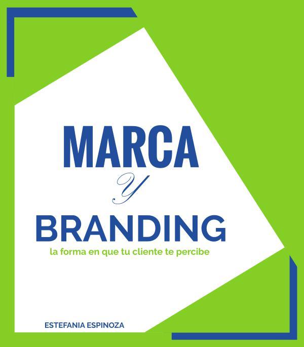 Ejemplo Indesing Revista de MARCA Y BRANDING