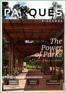 Parques de Riobamba