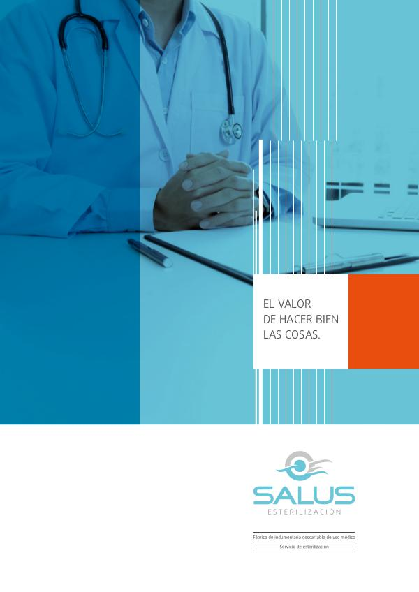 SALUS S.A. Brochure Salus