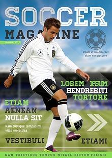 My first Magazine