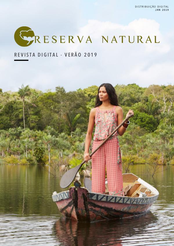 Revista Reserva Natural - Verão 2019 AMAZÔNIA BRASILEIRA