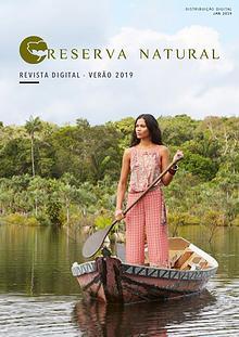Revista Reserva Natural - Verão 2019