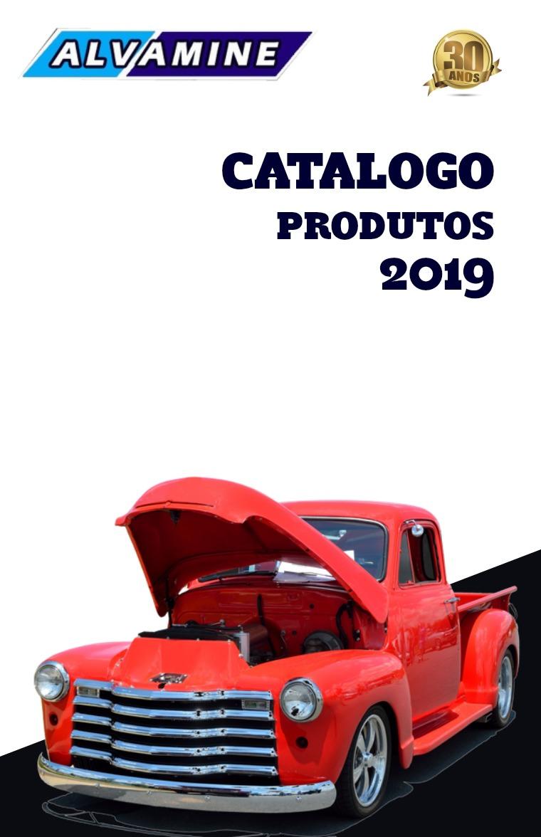Catalogo de Produtos ALVAMINE Catalogo 2019