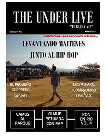 THE UNDER LIVE ( 2DA EDICIÓN )