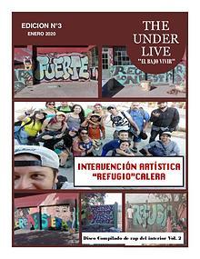 THE UNDER LIVE (3era Edicion)