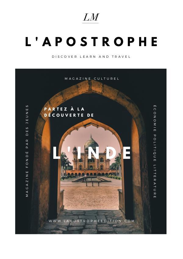 L'Apostrophe Magazine n°2