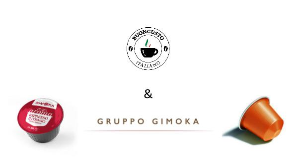 Gimoka BuonGusto Italiano - Café Gimoka -