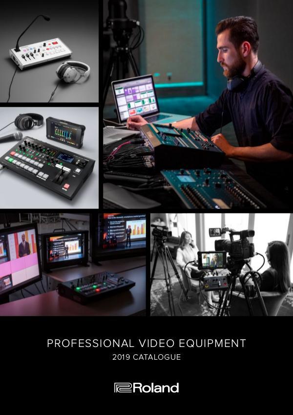 Roland Pro Video