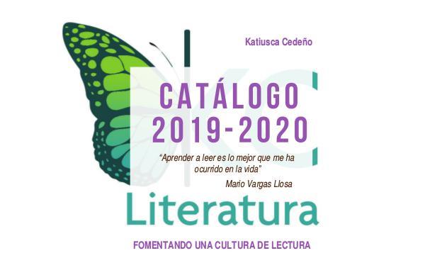 KC LITERATURA CATALOGO 2019 KC Literatura