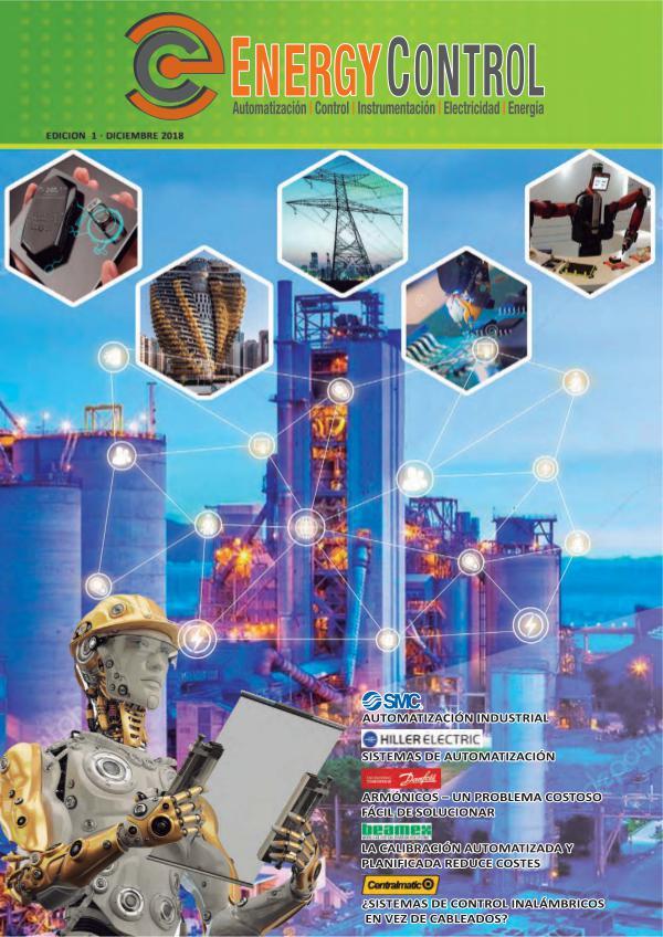 REVISTA ENERGYCONTROL - EDICIÓN 1 ENERGYCONTROL EDICION 1