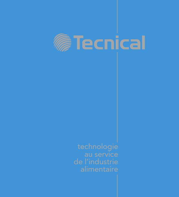 TECNICAL Catalogue Tecnical Catalogue Français
