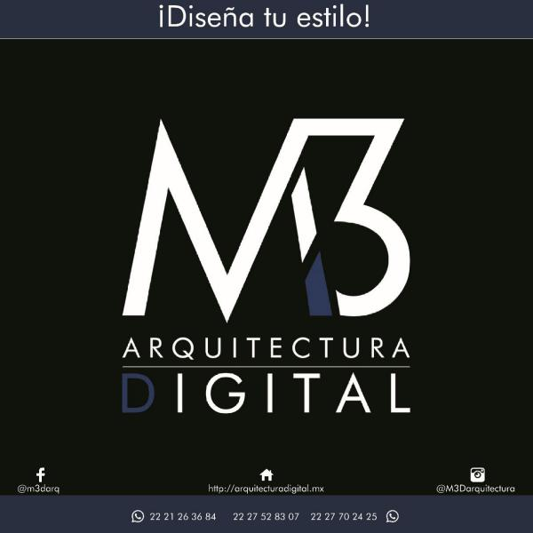 M3D - Arquitectura Digital M3D ARQUITECTURA DIGITAL 2019