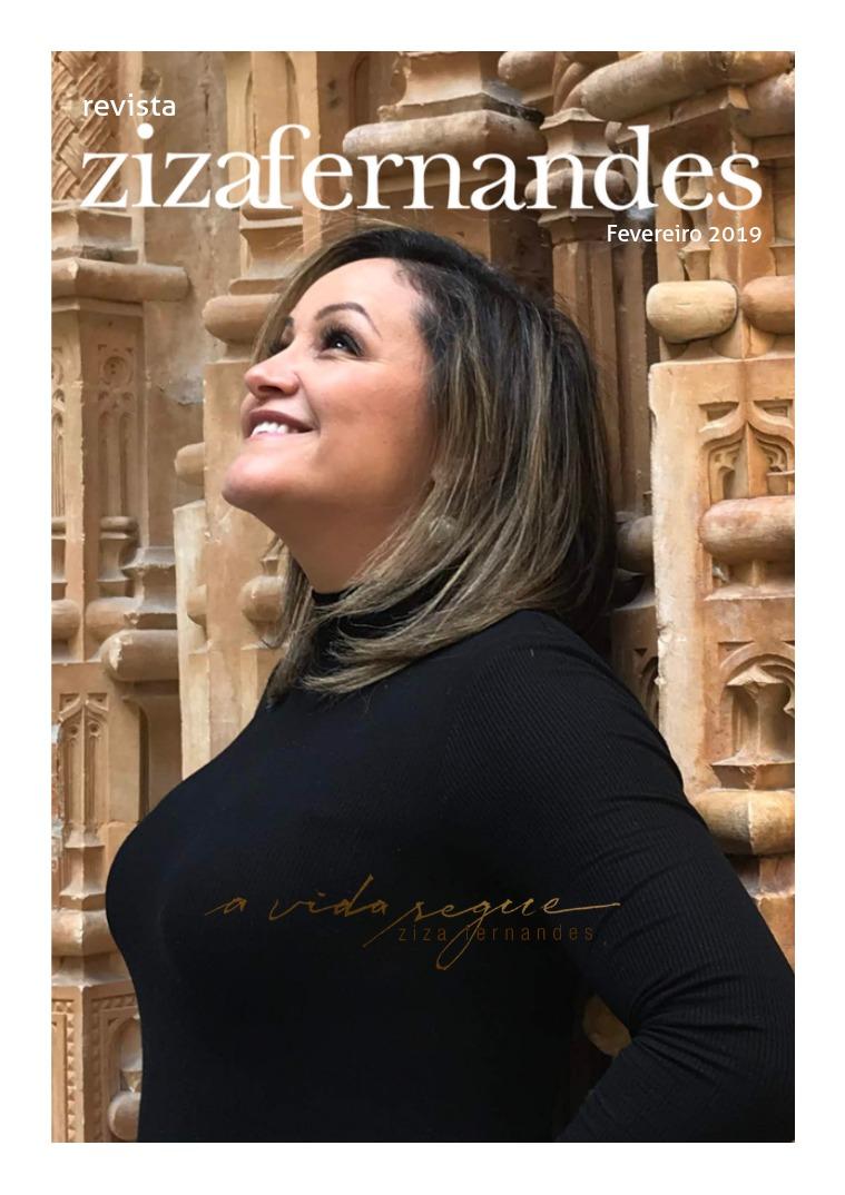 REVISTA ZIZA FERNANDES Revista Ziza Fernandes