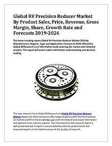 Global RV Precision Reducer Market 2019-2026